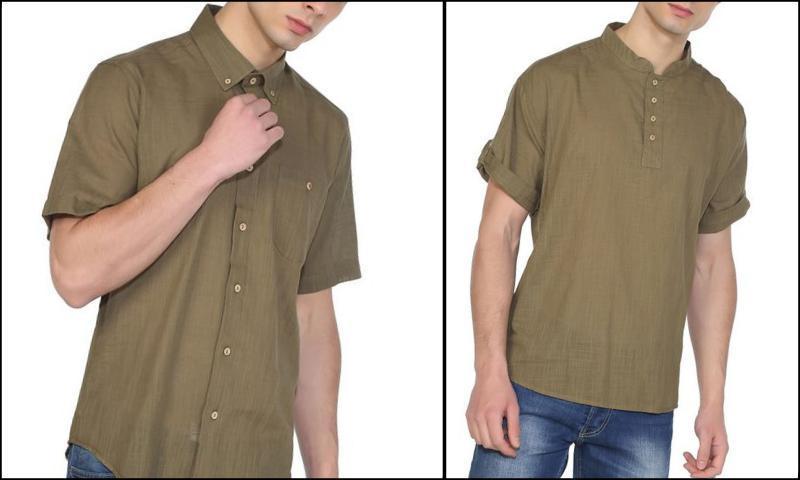 Şile Bezi Erkek Giyim Modelleri