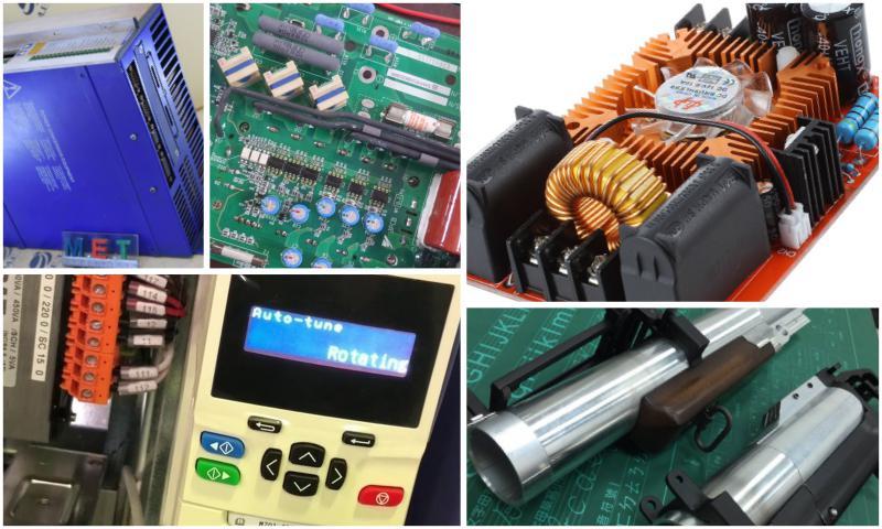 PLC Sistemleri ve Tamiri