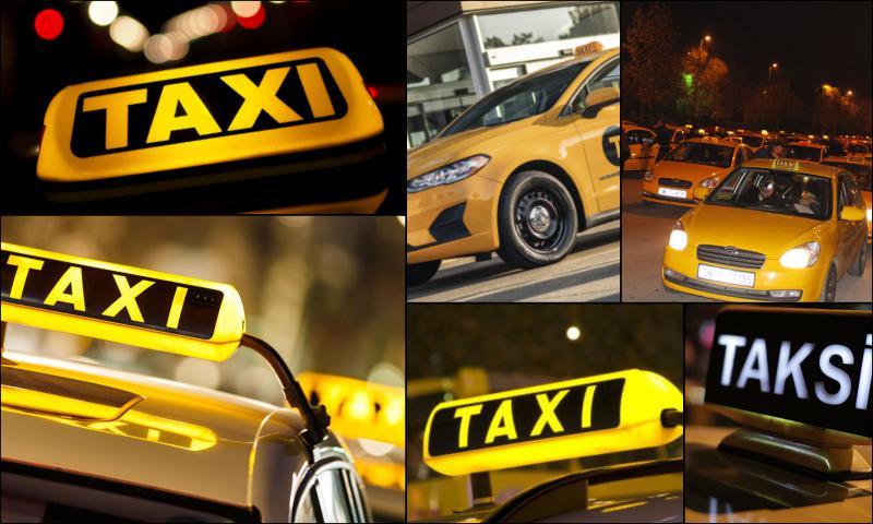 Hasarsız Taksi Fiyatları