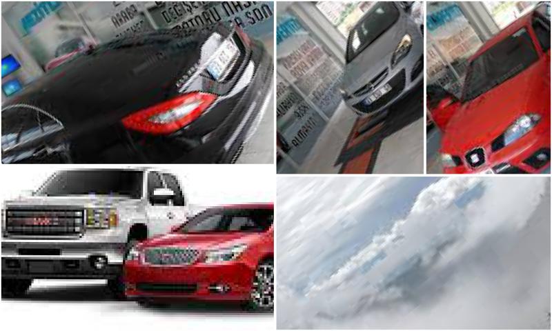 Otomobilde Masraf Çıkaracak Aksamlarda Hasar Tespiti