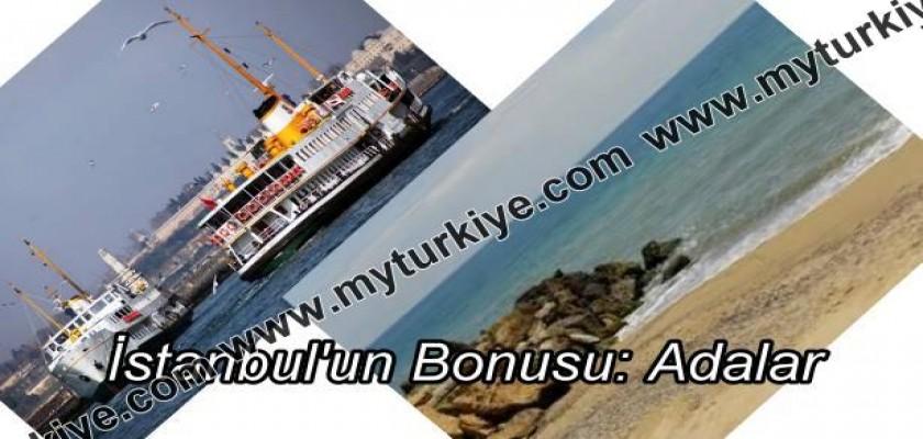 İstanbul'un Bonusu: Adalar