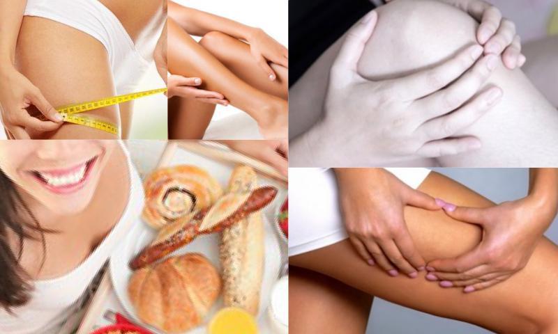 Bacaklardan Kilo Almak İçin Nasıl Beslenmeli