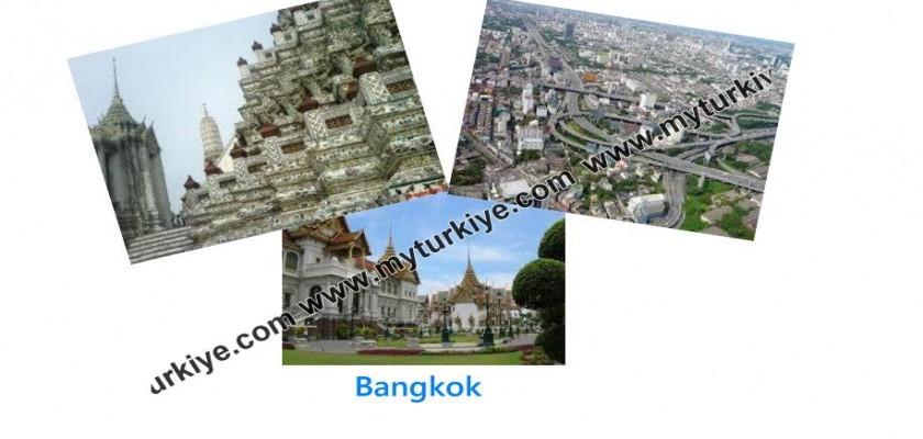 Masal Gibi Bir Tatil Şehri, Bangkok