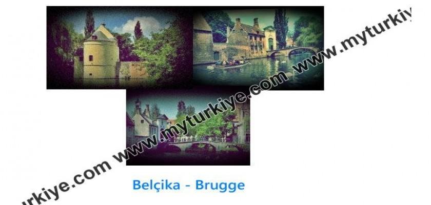 Belçika, Brugge Şehri'nde Görülmesi Gerekenler