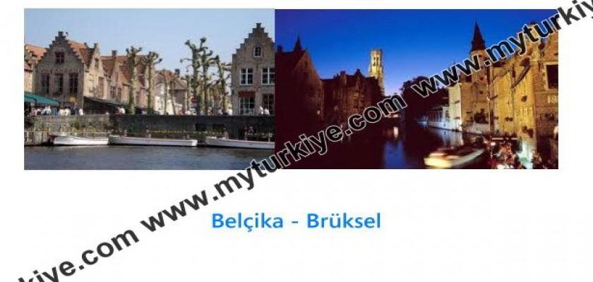Belçika, Brüksel'e Gidecekler İçin Öneriler