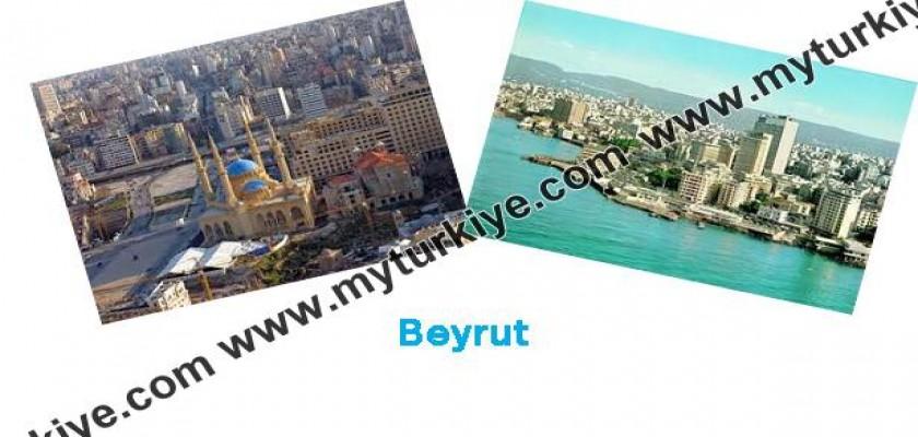 Bir Ortadoğu Efsanesi Beyrut