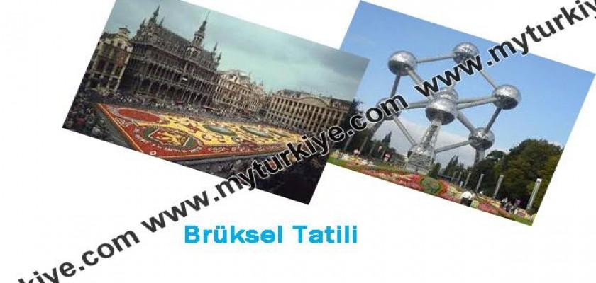 Brüksel Tatili Rehberi