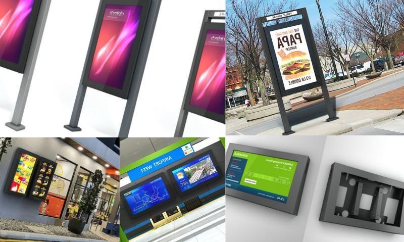 Yeni Nesil Dijital Reklam ve Bilgilendirme Araçları