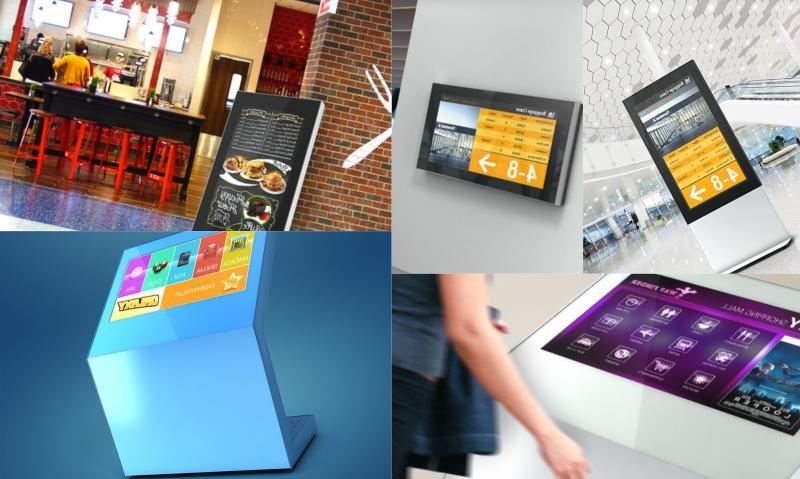 Led Ekran Bilgilendirme Sistemleri