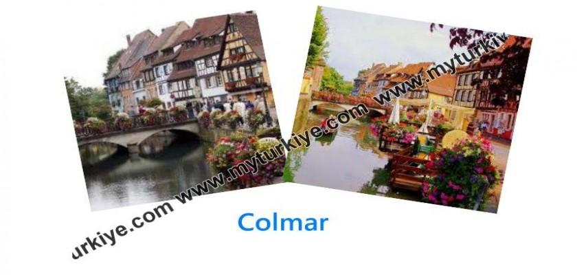 Fransa'nın Yeryüzü Cenneti, Colmar