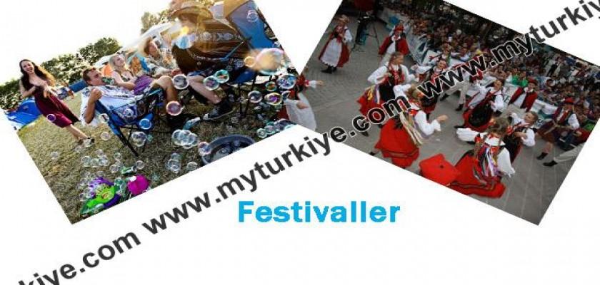 Dünyanın En İlginç Festivalleri