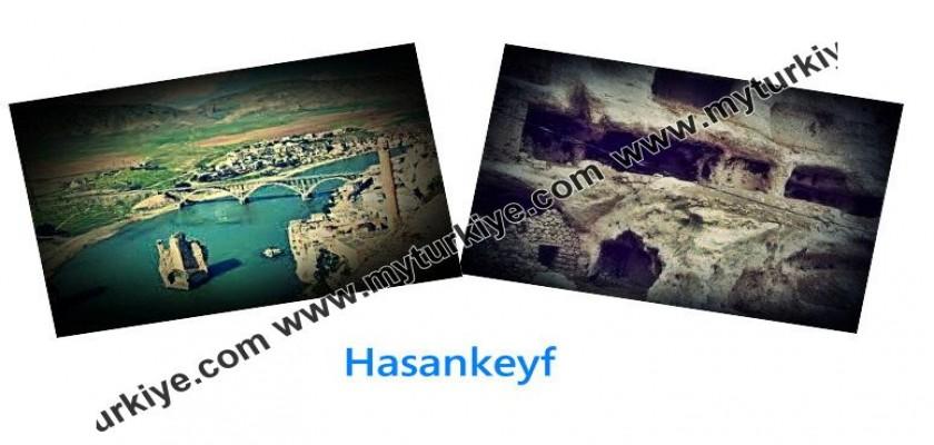 Hasankeyf'te Tarih ve Kültür Turizmi