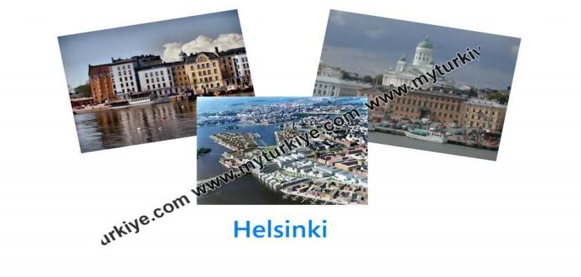 Helsinki Tatili'nde Görülmesi Gereken Yerler