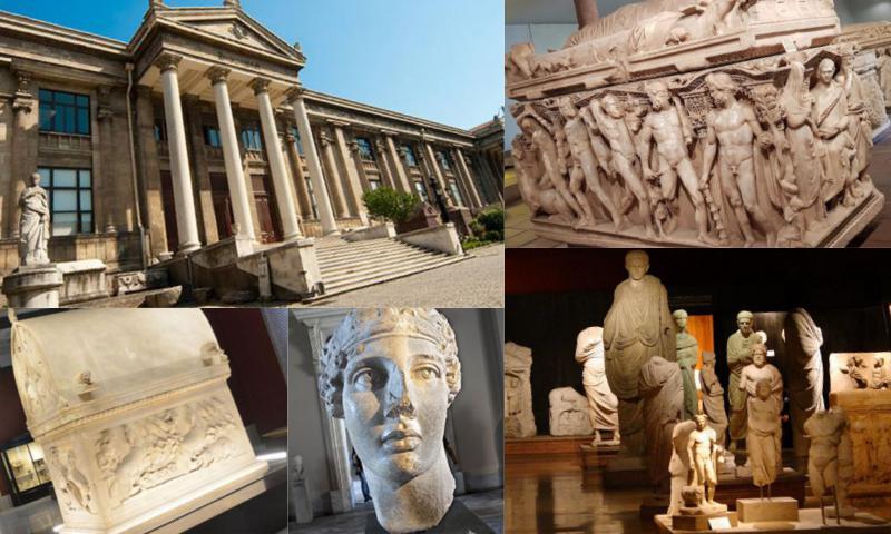 İlk Arkeoloji Müzesi Kuruluşu