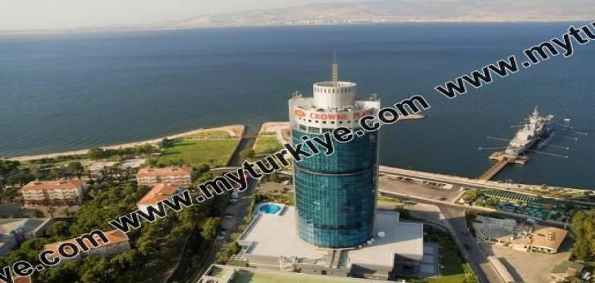 Özgürlüğün Şehri İzmir Otelleri