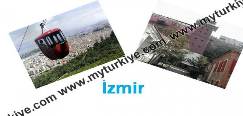İzmirde Görülmesi Gereken Yerler
