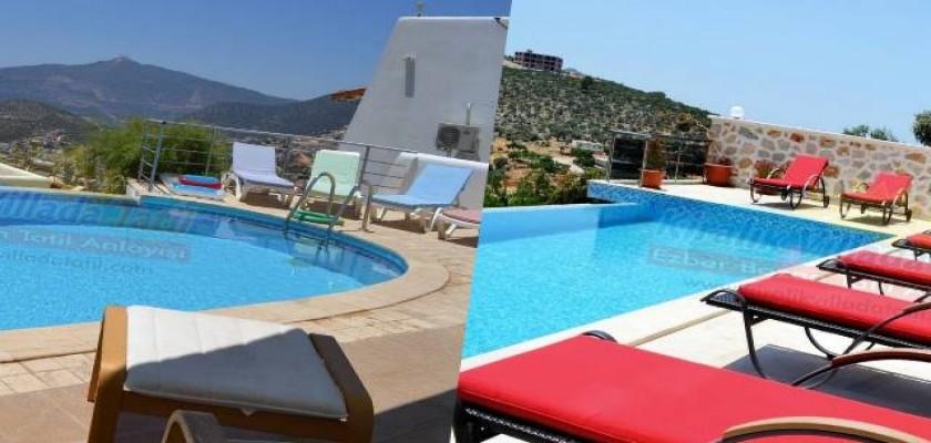 Kiralık Tatil Villaları ve Fiyatları