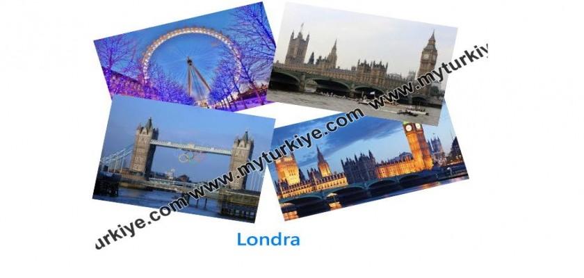 Londra'da Gidilecek, Görülecek Yerler