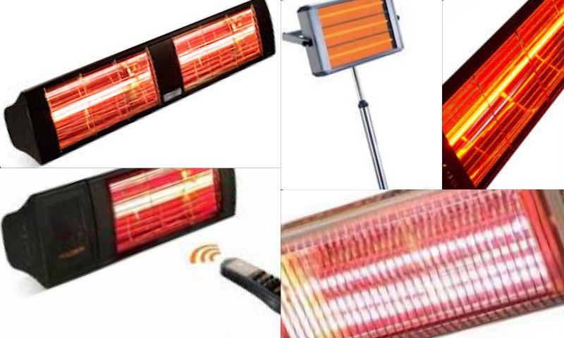 Işıklı Isıtma Sistemleri