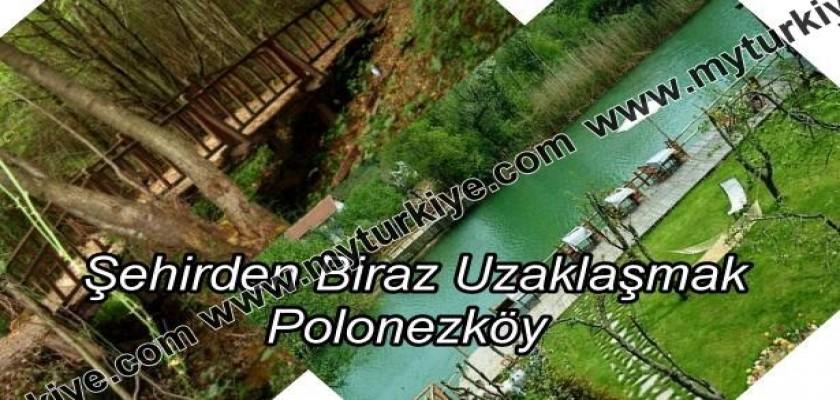 Şehirden Biraz Uzaklaşmak: Polonezköy