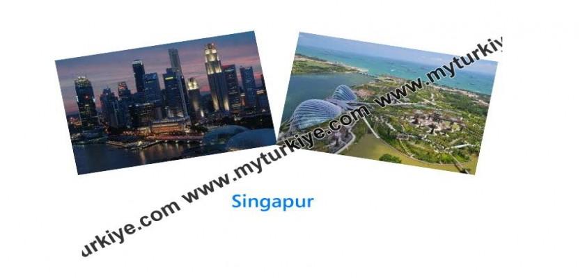 Singapur'da Görülmesi Gereken Yerler