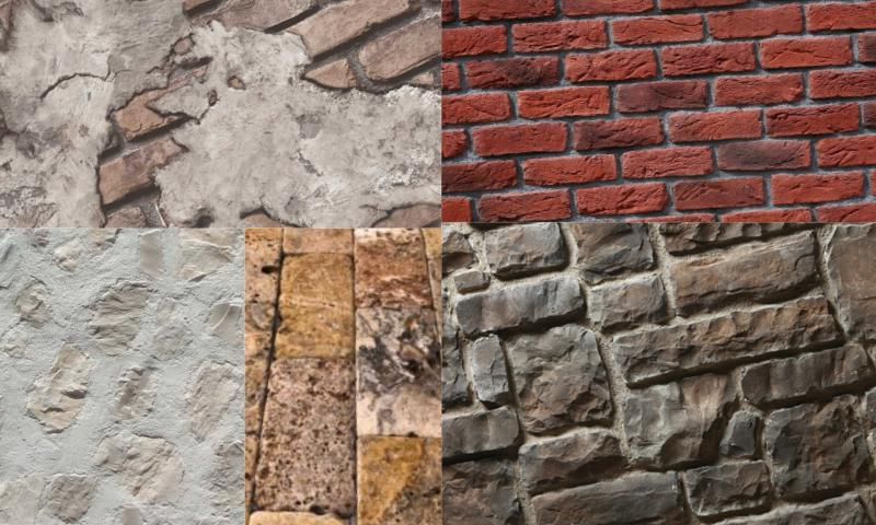 Tuğla Duvar Kaplama Modelleri