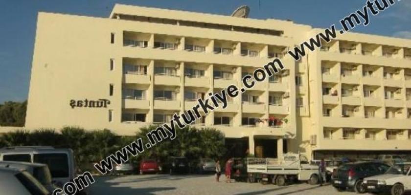 Altınkumda Full Donanımlı Tuntas Hotels
