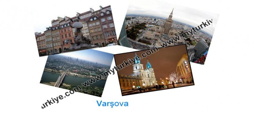 Varşova Tatilinde Görülmesi Gereken Yerler