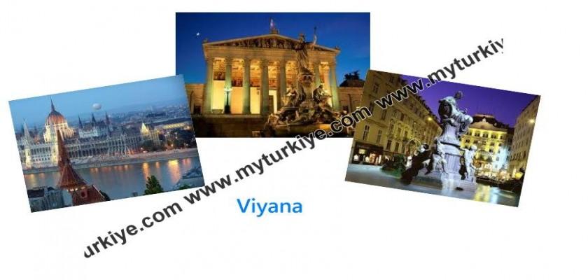 Müziğin ve Sanatın Başkenti Viyana